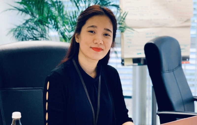 May Zin Htut Office Manager